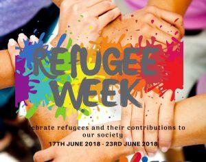 Refugee Week Image