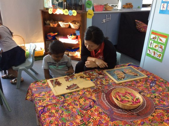 Preschool Learning Jigsaw Puzzles