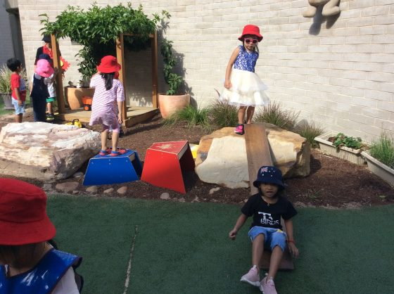Preschool exploratory learning
