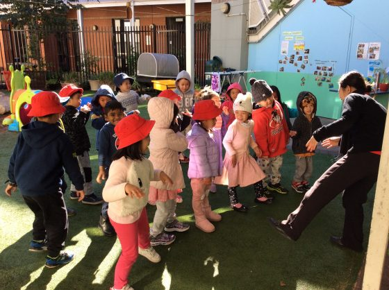 Preschool Physical Exercise