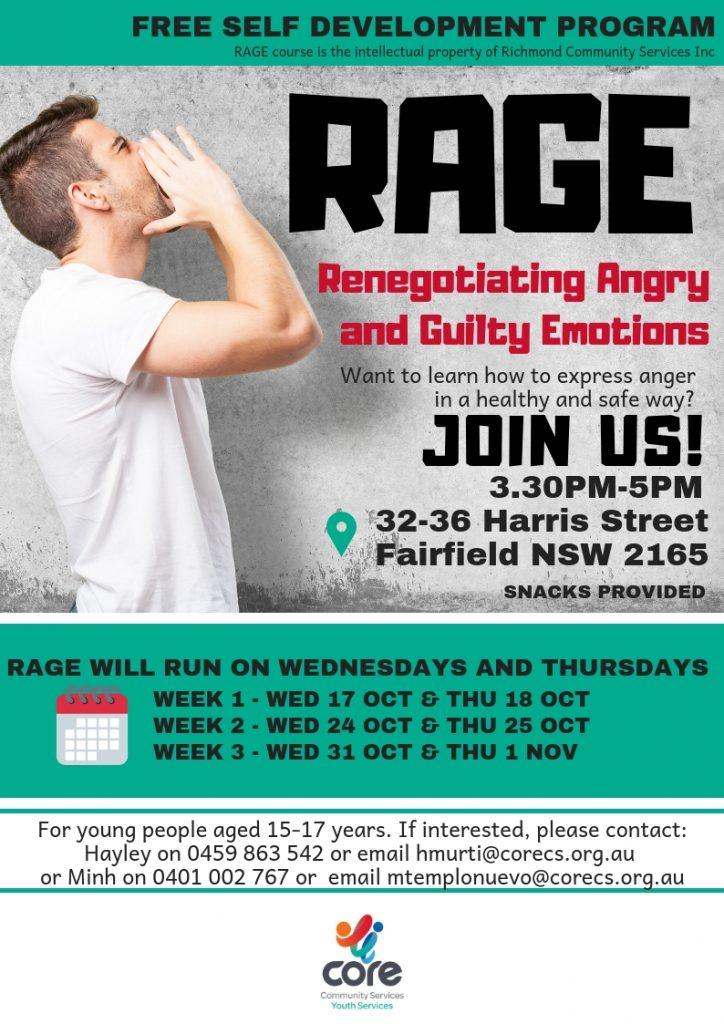 RAGE program