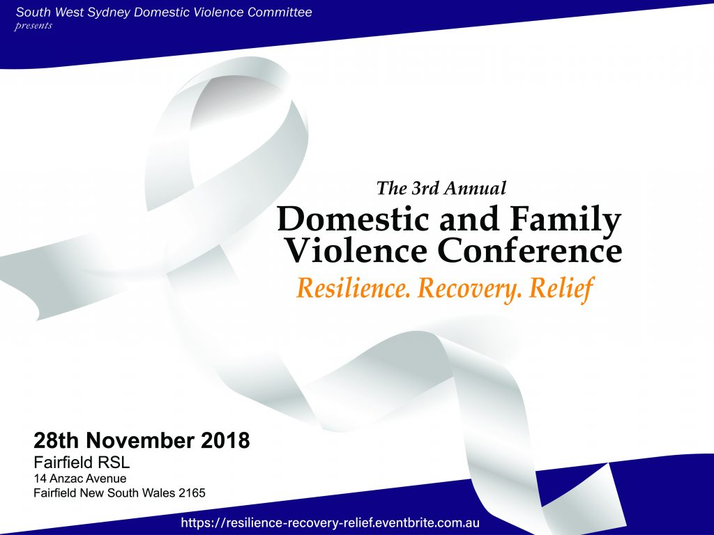 Domestic and Family Violence Conference 2018