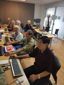 technology and seniors