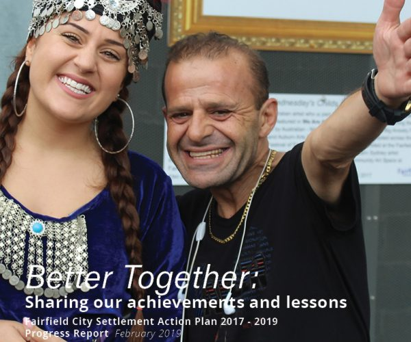 Better Together Report Cover