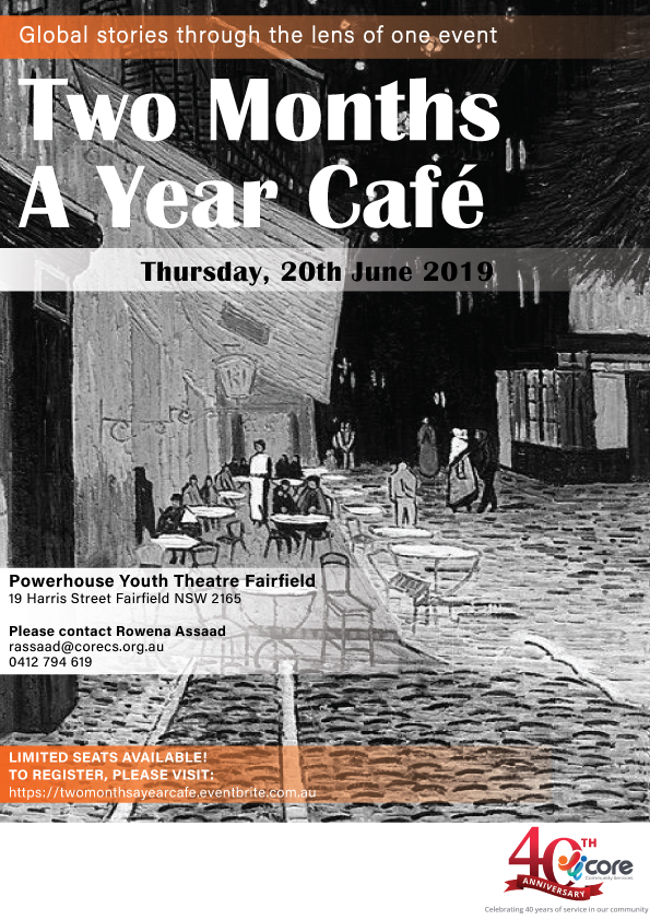Two months a Year Cafe