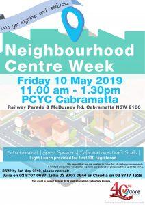 Neighbourhood Week