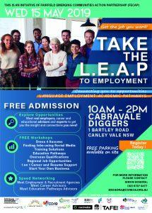 Take the L.E.A.P into Employment